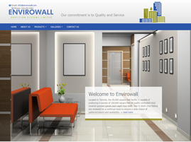 Envirowall Partition Systems Limited